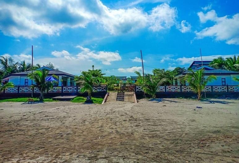 Marand Beach Resort, Bauang, Praia