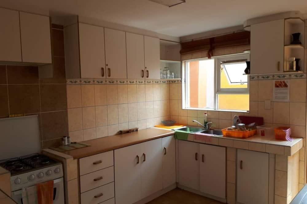 Dobbeltrom - Delt kjøkken