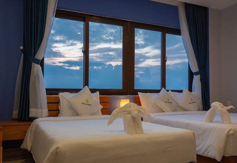 Stellar Hotel, Phu Quoc, Tremannsrom – premium, Stue