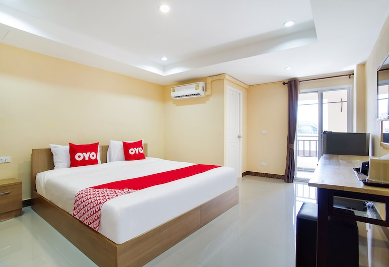 OYO 396 智慧酒店, 北柳, 標準雙人房, 客房