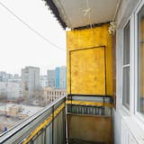 Dzīvokļnumurs, balkons - Balkons