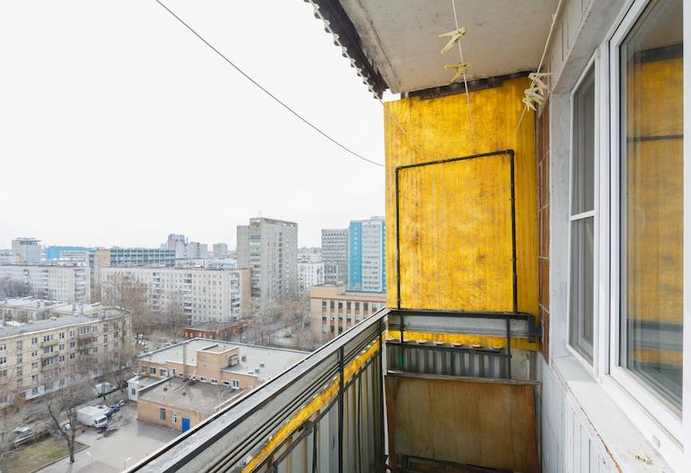 Brusnika Apartment Maryina Roshcha, Moskwa, Apartament, balkon, Balkon