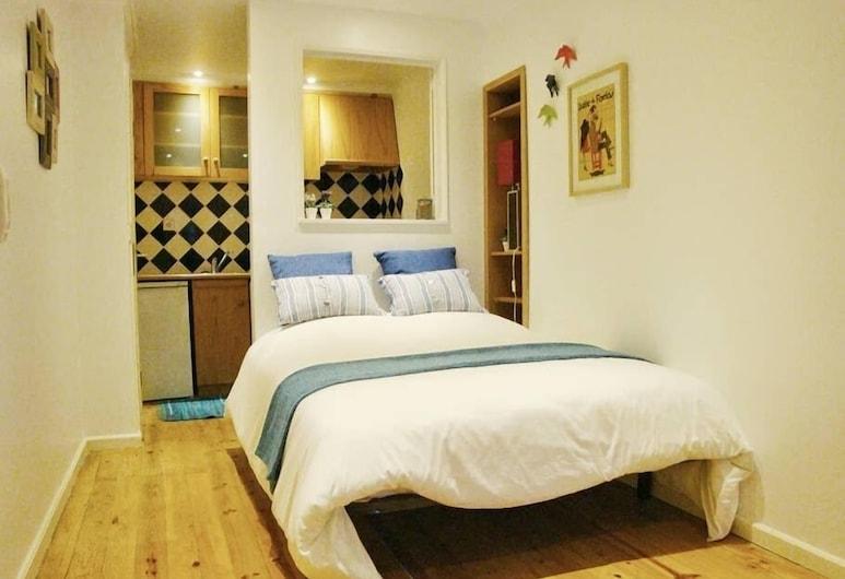 Alfama Flat Vigário, Lissabon, Huoneisto, 1 makuuhuone, Kaupunkinäköala, Huone