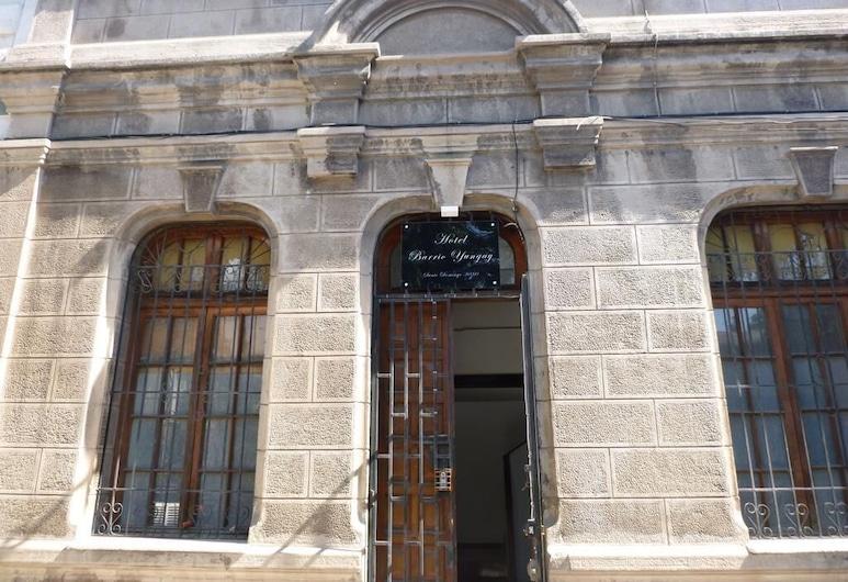 Hotel Barrio Yungay, Santiago