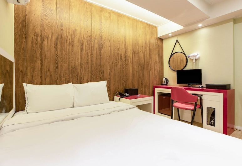 Positano Hotel, Anyang, Chambre Deluxe, Chambre
