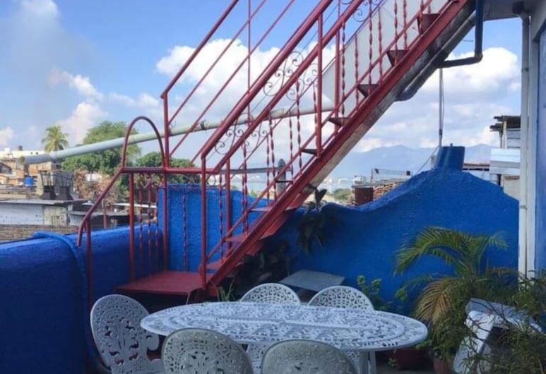 Casa Las 3 Ana, Santiago de Cuba, Frukostområde