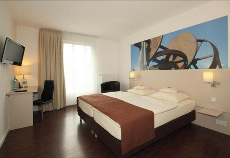 Das Neue Hotel Am Park, Fröndenberg/Ruhr, Standard szoba kétszemélyes ággyal, Vendégszoba