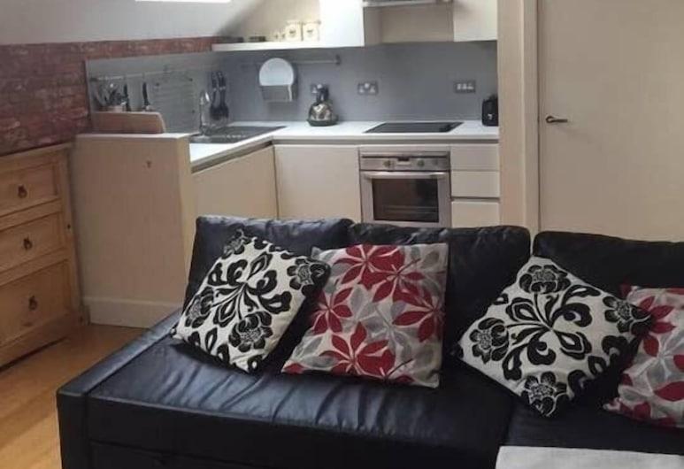 Lime Square Loft, Newcastle-upon-Tyne, Estudio, Habitación
