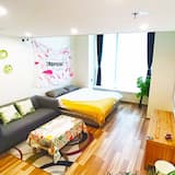 Loft Elite, 2 camas Queen size - Sala de estar