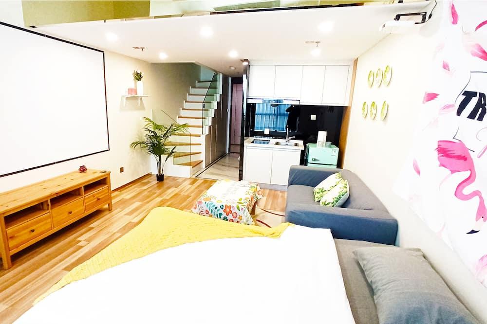 Dúplex Deluxe, 2 habitaciones - Habitación