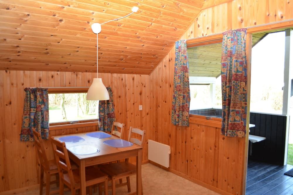 小屋, 私人浴室 (B - 4 person) - 客廳