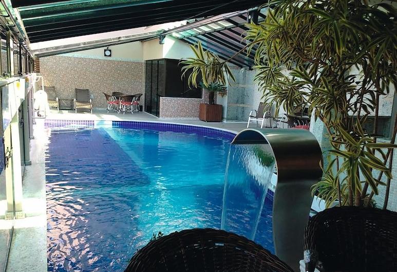 HOTEL RECANTO POUSADA, Piratuba, Bazén
