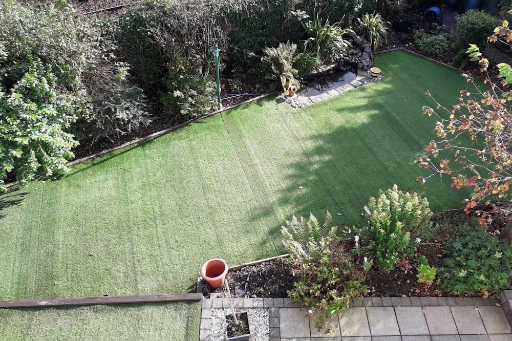 Двомісний номер категорії «Комфорт», з видом на сад - З видом на сад