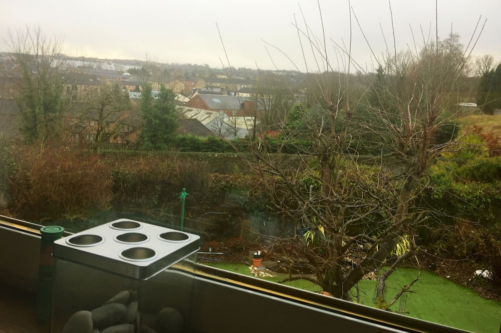 Двомісний номер категорії «Комфорт», з видом на сад - Вид з балкона