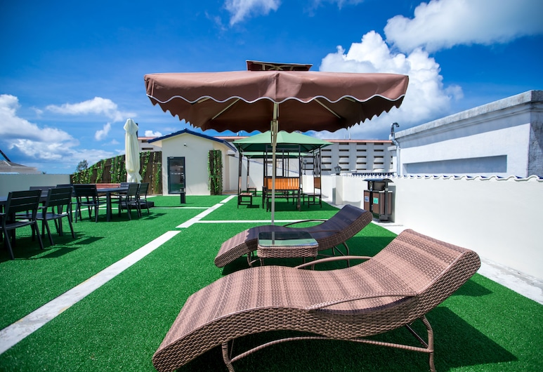 Hotel Americano, Saipan, Property Grounds