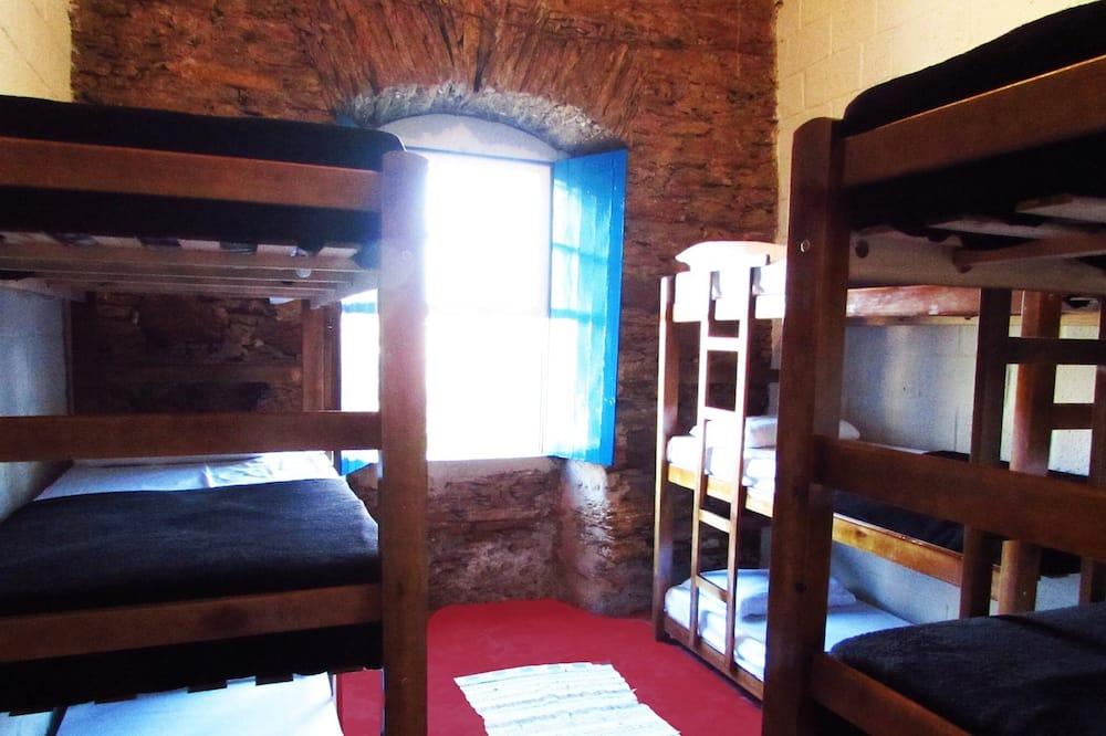 Shared Dormitory, Mixed Dorm (Aleijadinho) - Tempat Makan dalam Bilik