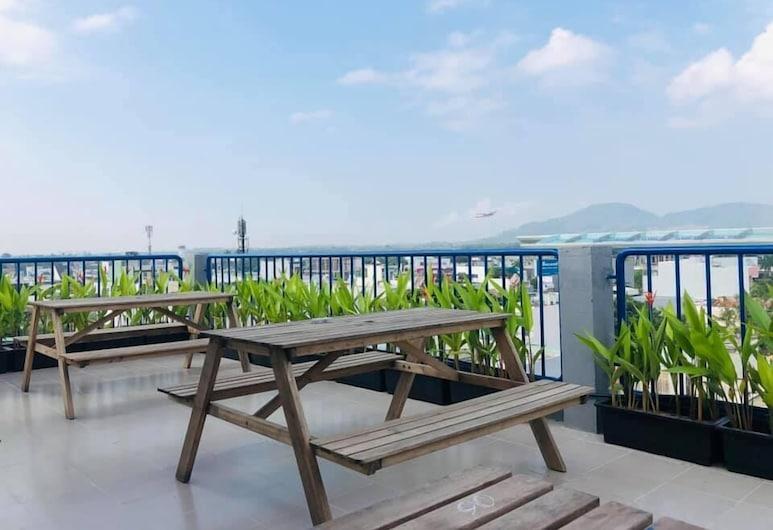 迪里瑟宅邸酒店, 峴港, 陽台