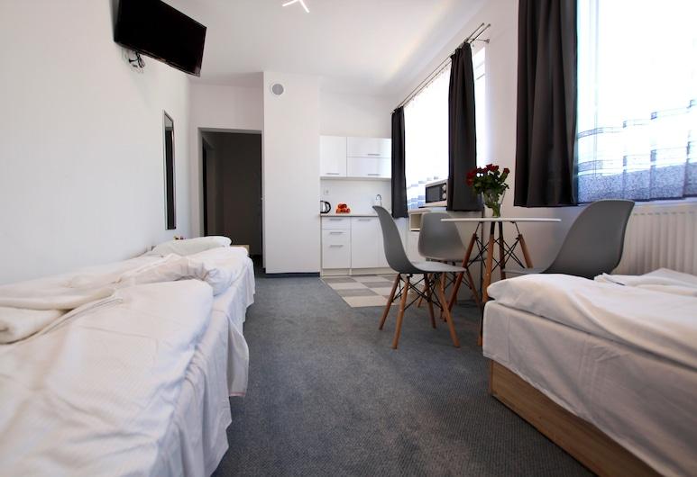 Apartamenty Południowa, Szczecin, Appartement Standard (3 Persons), Chambre