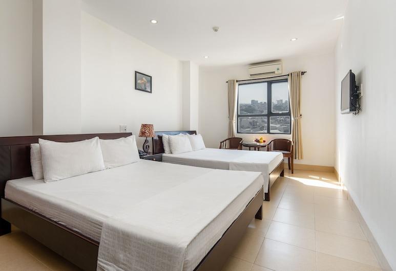 蓮花石飯店, 峴港, 家庭客房, 城市景觀, 客房