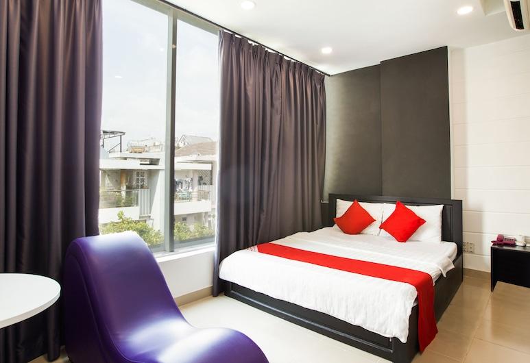 OYO 465 Lyn Mini Hotel, Ho Chi Minh-byen, Dobbeltrom – deluxe, Utsikt fra gjesterommet