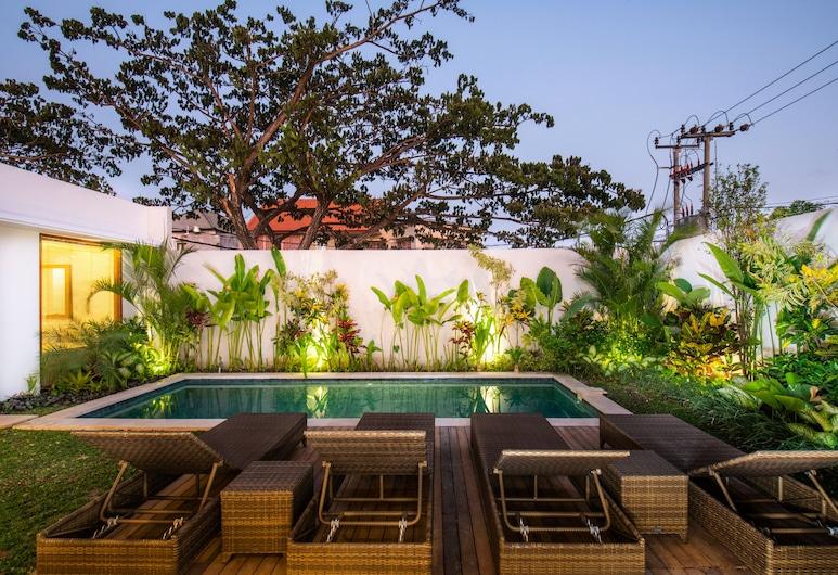 塔曼薩里彭古本幹別墅酒店, 科洛布坎, One Bedroom Private Pool Villa, 客房
