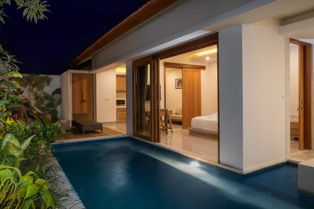 One Bedroom Private Pool Villa - Басейн