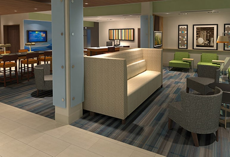 Holiday Inn Express And Suites West Omaha - Elkhorn, Elkhorn, Predvorje
