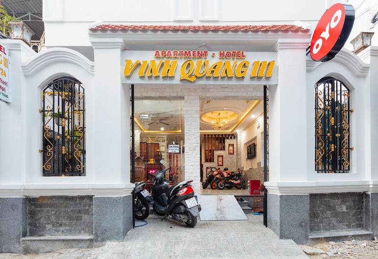 OYO 474 Vinh Quang Hotel 3, נה טראנג, הכניסה למלון