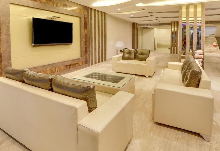 Hotel York Legacy, New Delhi, Tempat Duduk di Lobi