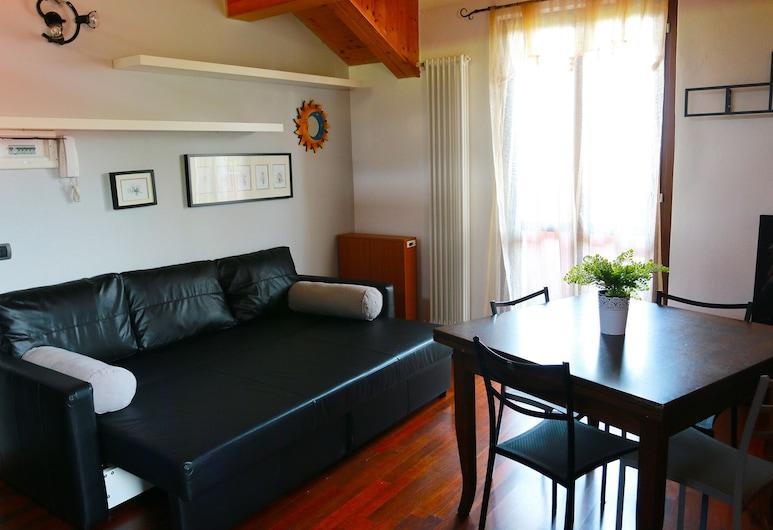 Varese Lake View Loft, Barasso, Studio, Ruang Tamu