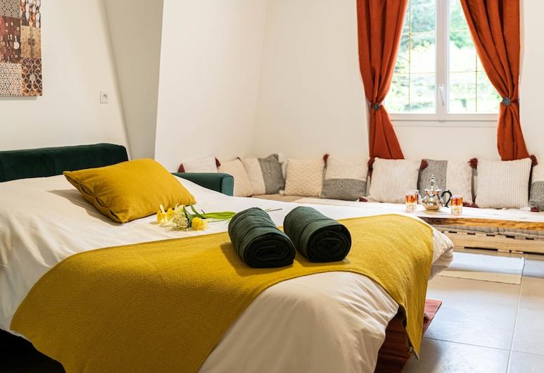 Mille et une Nuits #YesWeBook, מונטרי, דירה, חדר שינה אחד, חדר