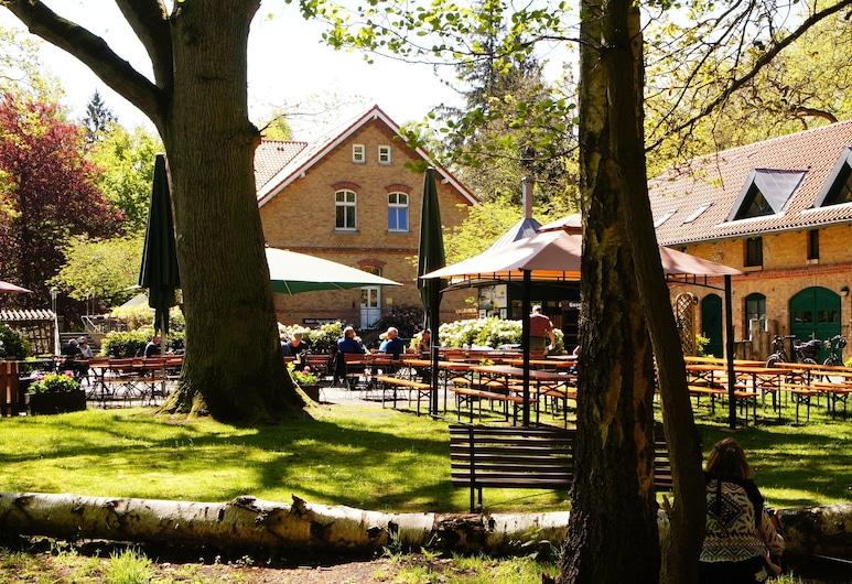 Schlösschen Sundische Wiese, Zingst, Teras/Veranda