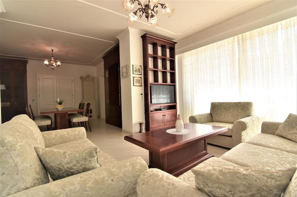 總統公寓 - 客廳