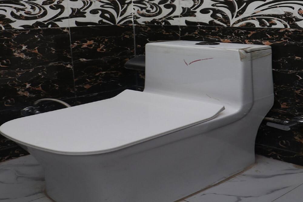Habitación Deluxe con 1 cama doble o 2 individuales - Baño