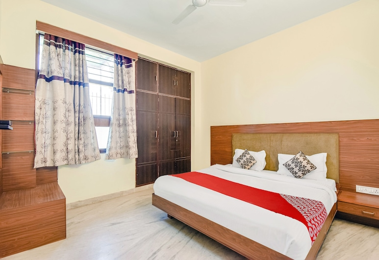 أو واي أو 60892 هوتل شري سوموك, جايبور, غرفة مزدوجة أو بسريرين منفصلين, غرفة نزلاء
