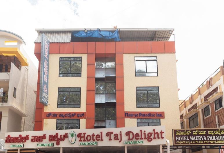 SPOT ON 47477 Hotel Maurya Paradise Inn, Bengaluru