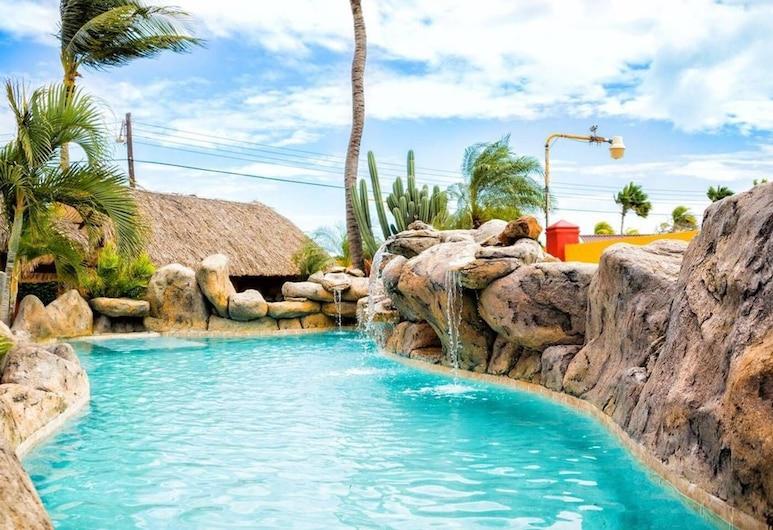曼吉爾哈爾托海灘海風海洋開放式公寓 7 號酒店, 薩瓦內塔, 泳池