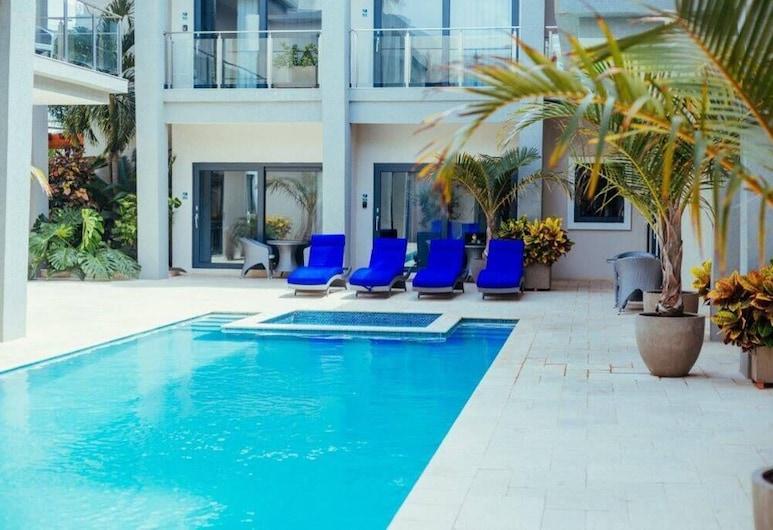 现正 8 折 - 威基里公寓式客房单元 A-06 酒店, 努德, 游泳池