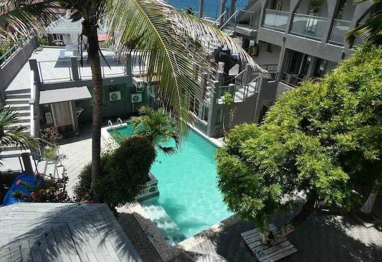 Sun Tan Apartment 1, Near the Ocean, Philipsburg