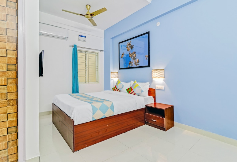 OYO Home 39445 Cozy Stay Fortis Hospital, Bengaluru, Kahden hengen huone, Vierashuone