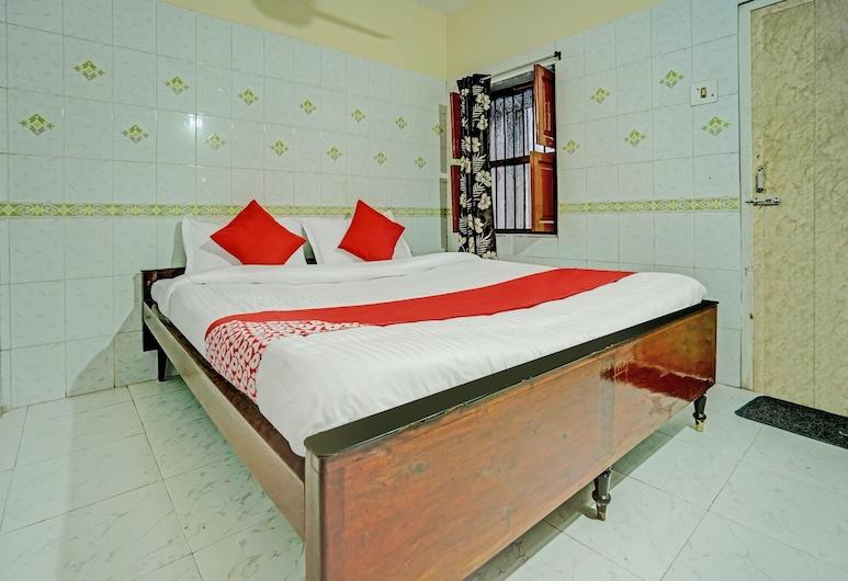 SPOT ON 49747 Bikram Stays, Cuttack, Pokój dwuosobowy z 1 lub 2 łóżkami, Pokój