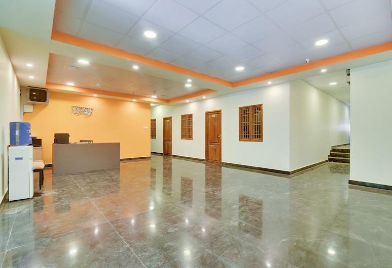 OYO Flagship 39748 Om Sakthi Complex Pethuchettypet, Pondicherry, Reception