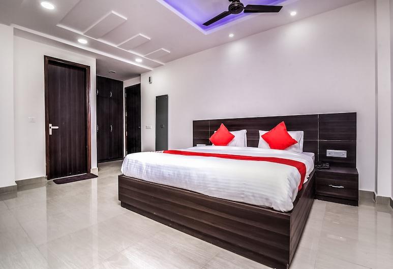 OYO 24236  Dwarka Residency, New Delhi, Dvokrevetna soba, Soba za goste
