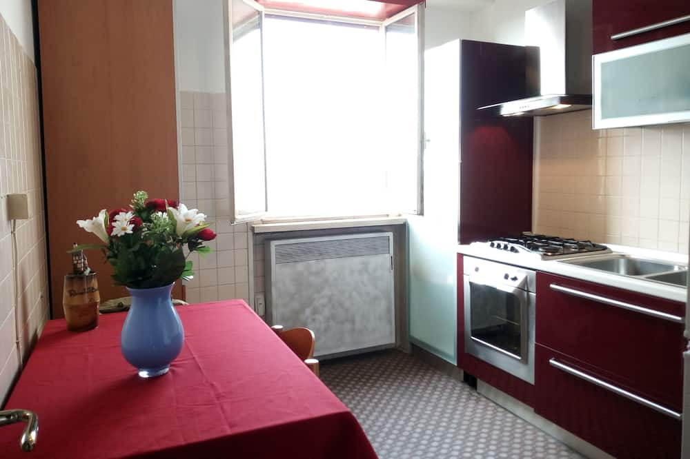 Standard Double or Twin Room, Shared Bathroom - Shared kitchen