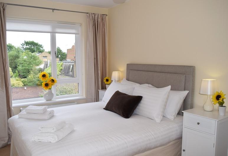 Lovely 1 bed Garden Flat 15 Mins to Oxford Str, Лондон, Апартаменти (1 Bedroom), Номер