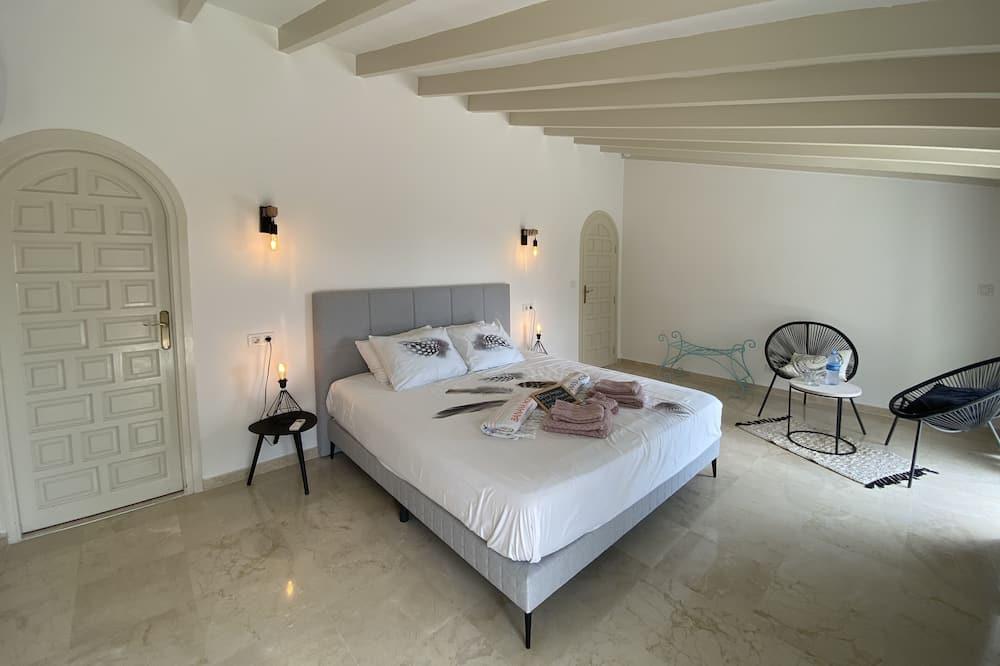 Camera Deluxe, 1 letto matrimoniale, bagno privato, vista oceano - Balcone