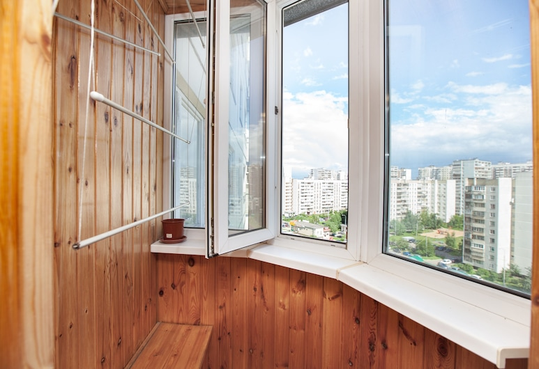 Brusnika Apartment Zhulebino, Moscow, Apartment, 1 Bedroom, View from room