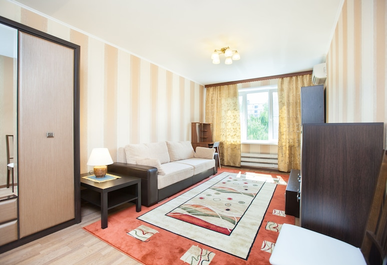 Brusnika Apartment Tyoplyi Stan, Moscow, Apartment, 1 Bedroom, Room
