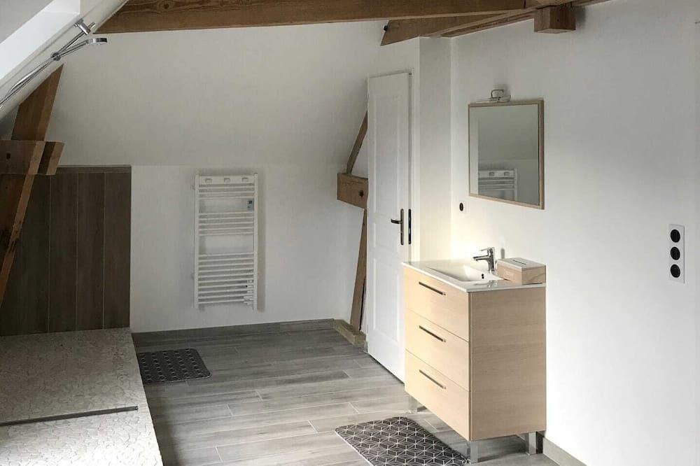 Pokój dwuosobowy (2) - Prysznic