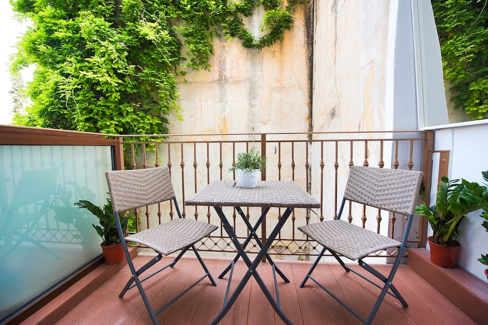 Appartement, Balkon (Alkyone) - Balkon